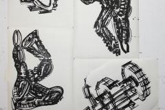 Mechanical juglers & acrobats 2020