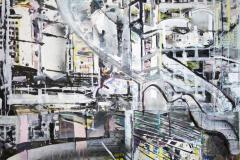 factory site 04 205x120cm 2013